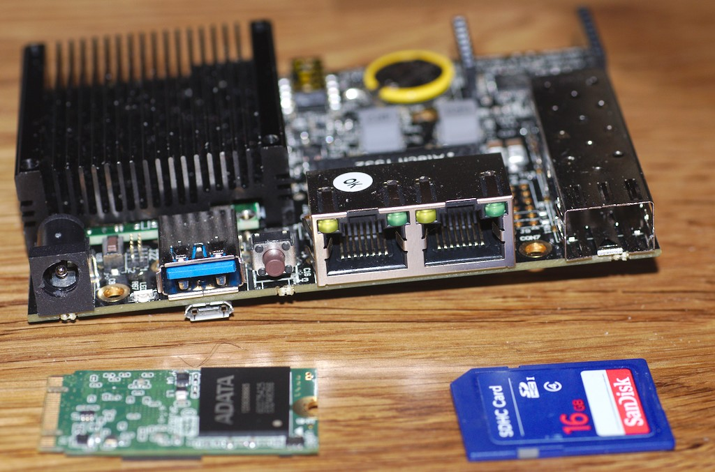 ClearFog with SSD
